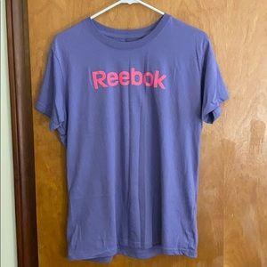 Reebok short sleeve tee